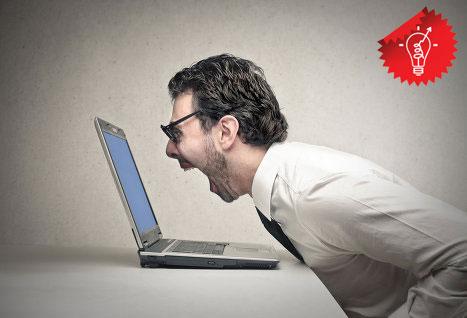 Красивый сайт и недовольный злой клиент